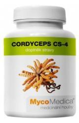 Cordyceps CS-4,  Cordyceps sinensis 90 kapslí